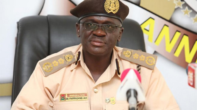 Nigeria has over 1,400 illegal border routes, Immigration CG reveals