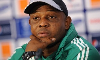 EXCLUSIVE: Why I resigned, by Keshi