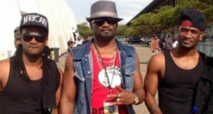 Did someone say the PSquare brothers have broken up?