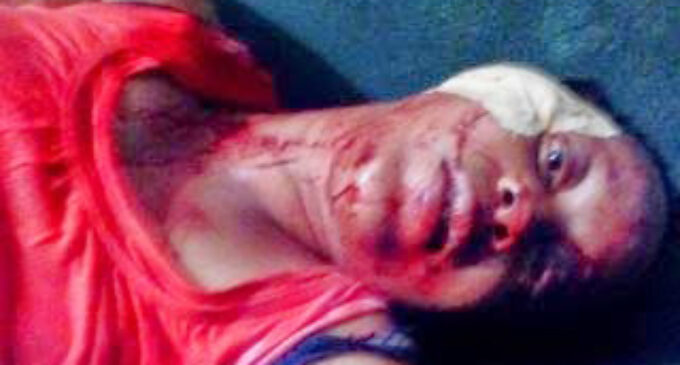 An APC chieftain did this to his wife