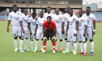 Bayelsa coach laments poor finishing in CAF Cup failure