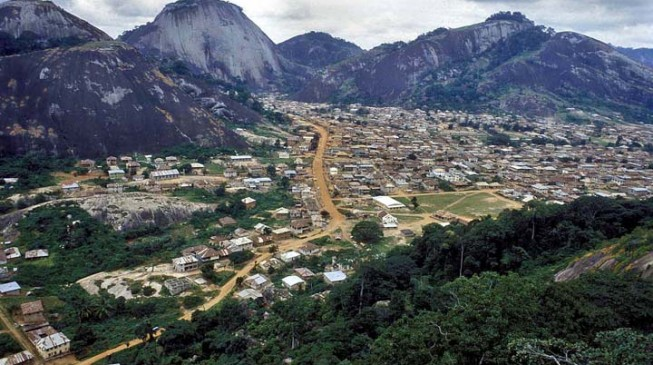 Idanre Hills could become UNESCO world heritage centre
