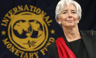 Lagarde to seek second term at IMF
