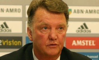 Van Gaal to be take over at United after World Cup