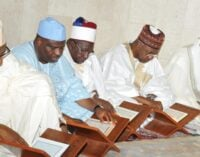 Tambuwal wants emergency relaxed at Ramadan