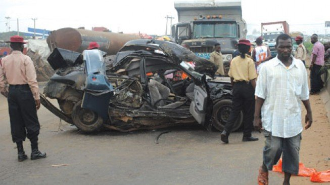 WHO 'rates' Nigeria most dangerous African country by road