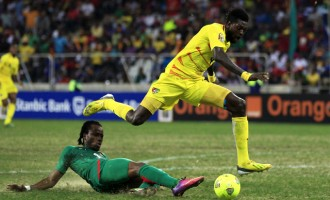 Adebayor: Nigeria, the best African team for Brazil