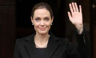 Angelina Jolie sickened by kidnap of Chibok Girls