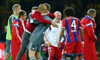 Bayern top Dortmund to win double
