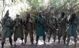 Nigeria 'can't negotiate with Boko Haram from the position of weakness'