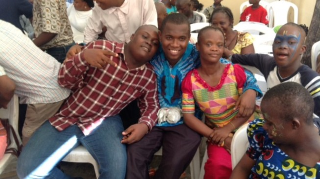 Down Syndrome: we are special too