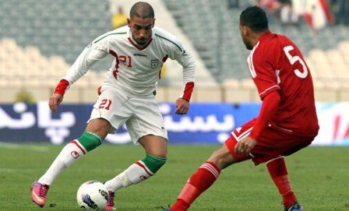 Iran striker looking forward to Nigeria-Scotland clash