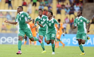 Keshi: Present Eagles have character and attitude of '94 set