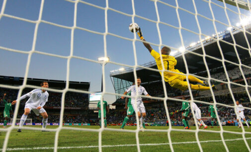Enyeama sure of World Cup semis