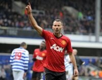 It's over for Giggs after 23 years