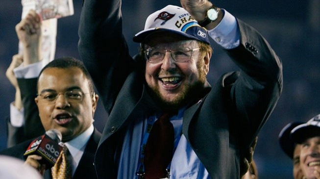 United owner, Glazer, dies