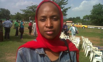 Hadiza on #BringBackOurGirls and President Jonathan's visit to Chibok that never was