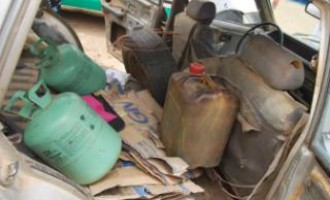 Police foil another bomb attack in Kano