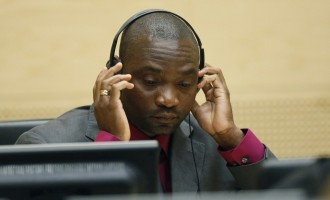 Congolese warlord, Katanga, sentenced to prison for 12 years