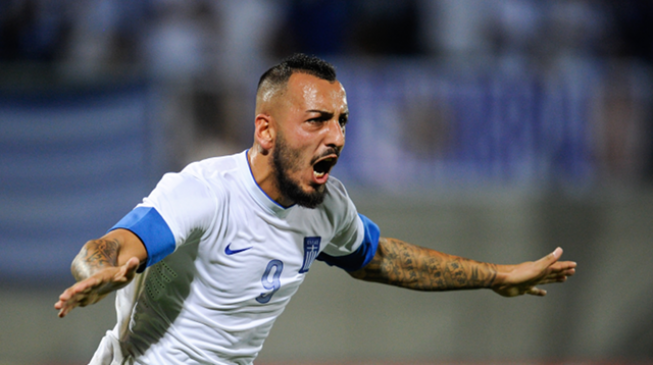COUNTDOWN 12: How will Mitroglou answer Greece's call to duty?