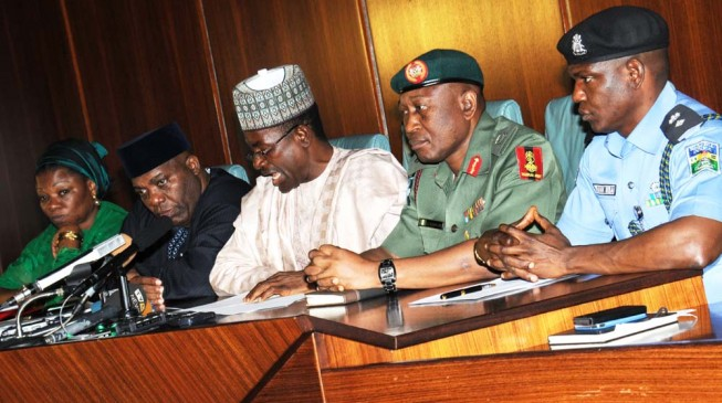 Jonathan names committee on rescue of Chibok girls