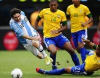 COUNTDOWN 24: One chance for Messi to emulate Maradona