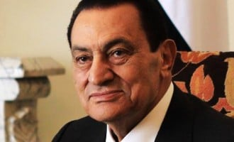 Mubarak goes to prison for 3 years