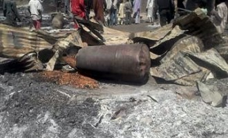 Nyanya residents in the shadow of death