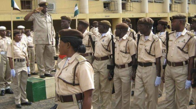 Nigerian Immigration Service inducted into 'FOI hall of shame'