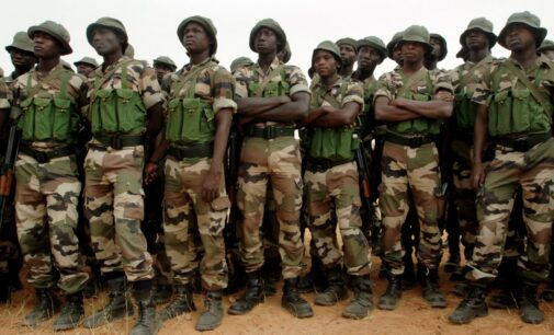 Jonathan: Nigeria to recruit more soldiers