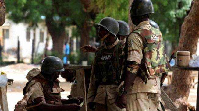 Troops arrest three 'pipeline vandals' in Bayelsa