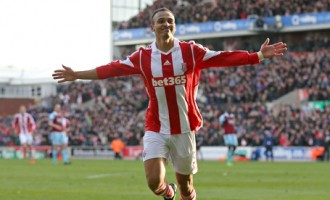 World Cup baby for Odemwingie!