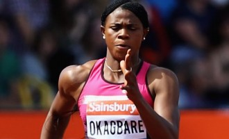 Shanghai meet: More blessings for Blessing Okagbare