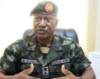 Army not at war with the media, insists Olukolade
