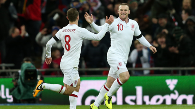 COUNTDOWN 13: New-look England look to Rooney for inspiration