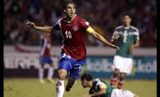 COUNTDOWN 14: Costa Rica rest faint hopes on Ruiz and Campbell