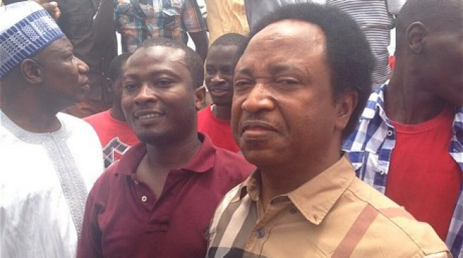 EFCC officials search Shehu Sani's houses in Abuja