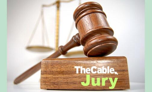 TheCable Jury rules on the Sheriff/Jonathan saga