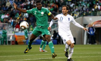 Ezeugo: Nigeria can't win World Cup with Yobo and co
