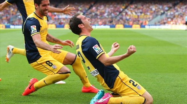Atletico Madrid win La Liga in thrilling finale