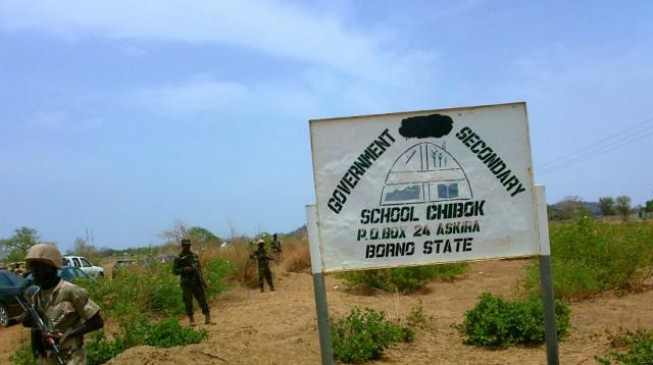 FG to rebuild Chibok, improve school security