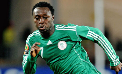 Amokachi kicks as Obasi claims refusal to pay bribe denied him 2014 World Cup spot