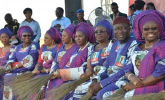 APC celebrating terrorism, says PDP