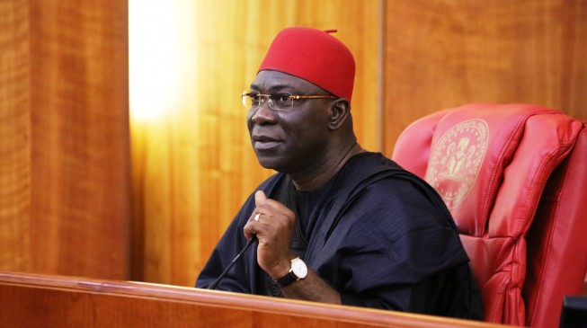 Ekweremadu asks Nigerians to revisit single term for president, governors