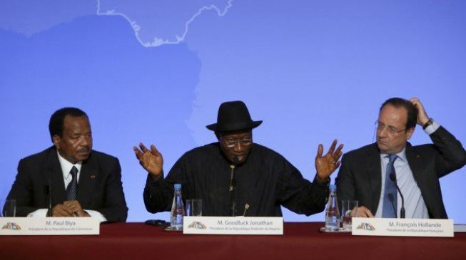 British newspaper says Jonathan aborted rescue deal for Chibok girls 'at the last minute'