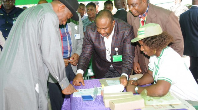 Jonathan: 2015 elections will hold, with or without our security challenges