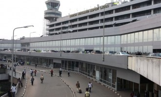 Fire outbreak averted at Lagos airport