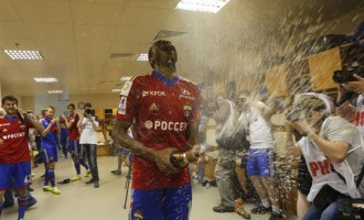 Musa grabs league title with CSKA