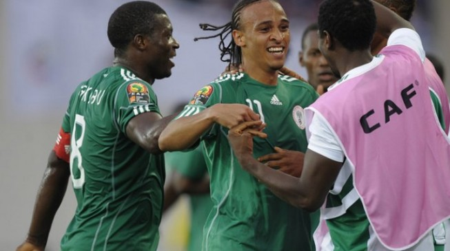 Babayaro backs Odemwingie to shine in Brazil