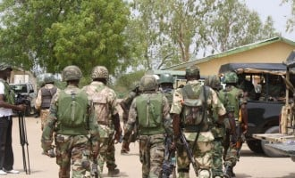Nigerian troops 'didn't flee from Boko Haram'